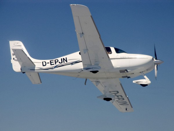 Flugzeug Schnupperflug Egelsbach 120kg