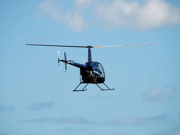 Helikopter Schnupperflug Baden 90kg