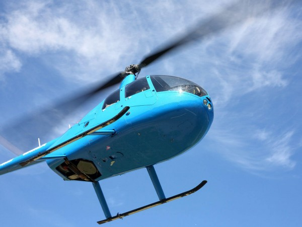 Helikopter Rundflug Dresden exklusiv