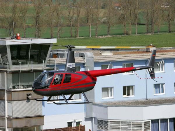 Helikopter Stadtrundflug exklusiv