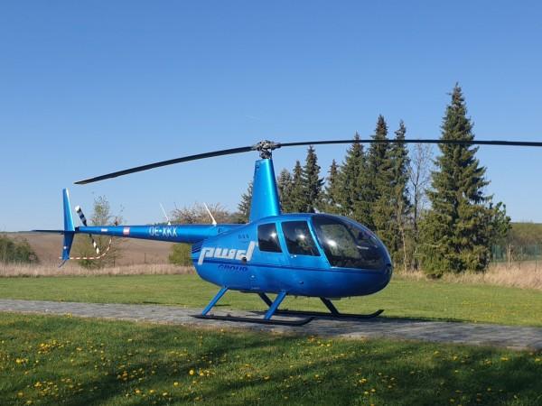 Helikopter Rundflug Thüringen exklusiv