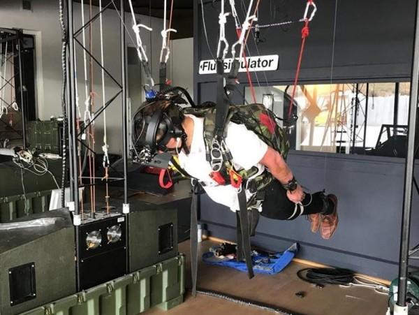 Fallschirm Simulator Mainz