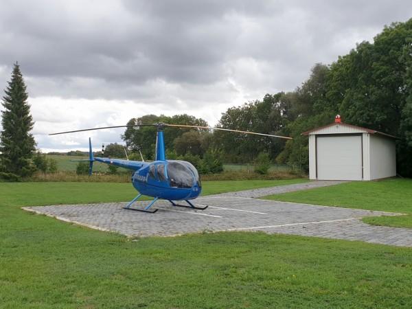 Helikopter Rundflug Halle exklusiv