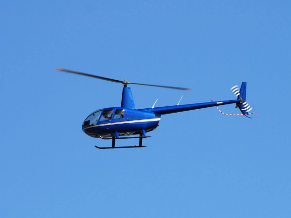 Helikopter Rundflug Baden Airpark exklusiv