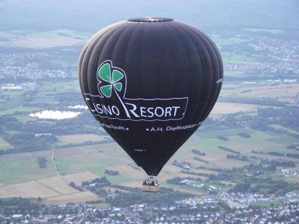 Ballonfahrt Wetzlar