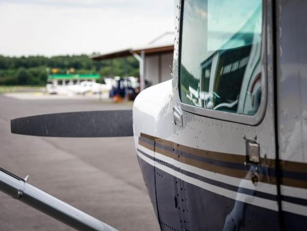 Flugzeug Rundflug Rhein-Main exklusiv