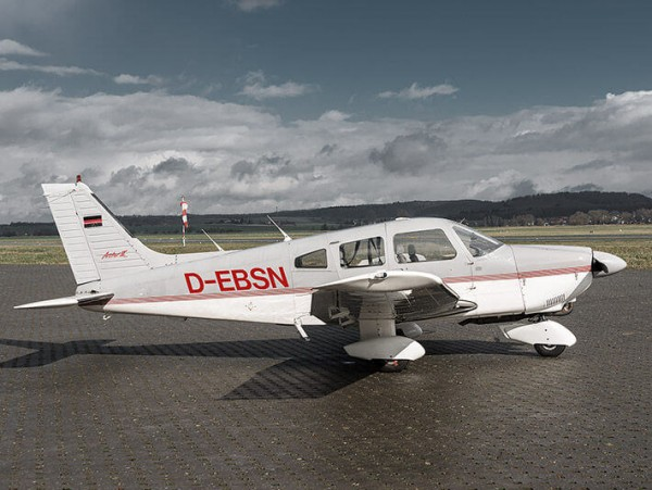 Flugzeug Rundflug Hessen exklusiv