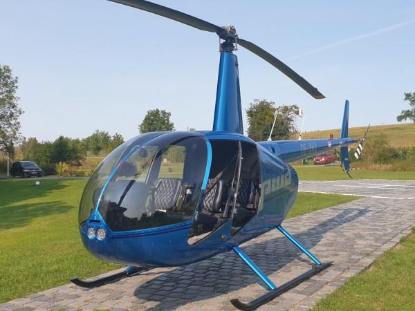 Helikopter Rundflug Eisenach exklusiv