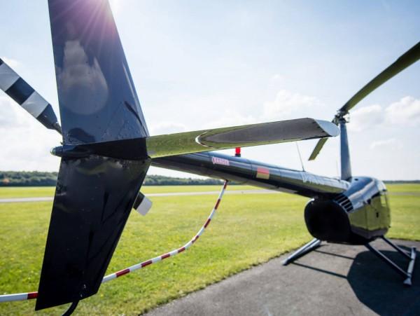 Helikopter Rundflug Südhessen