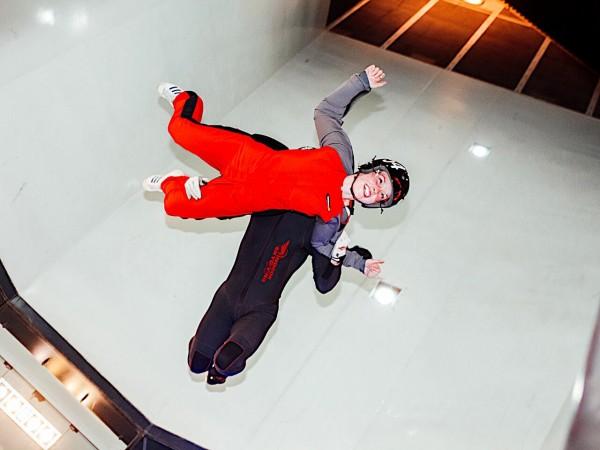Indoor Skydiving Kurs Bottrop