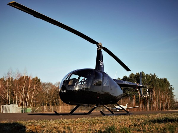 Helikopter Rundflug Potsdam exklusiv
