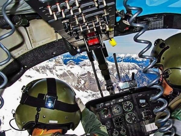 Helikopter Simulator Mainz (BO 105 fixed)