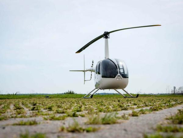 Helikopter Rundflug Wetterau exklusiv