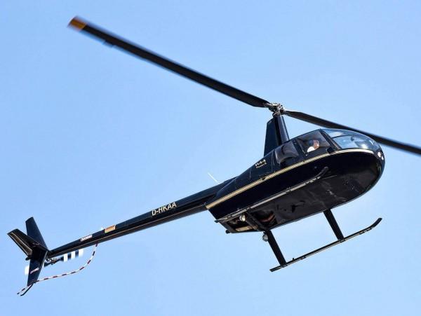 Helikopter Rundflug Dortmund exklusiv