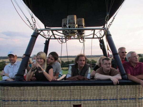 Gruppen Ballonfahrt Limburg