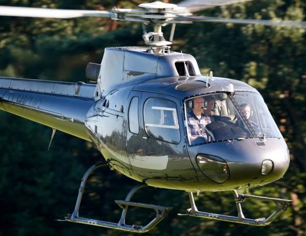 Skyline Helikopter Rundflug Hamburg exklusiv