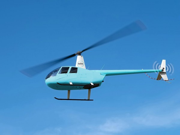 Helikopter Rundflug Düsseldorf exklusiv