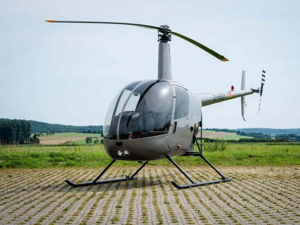 Helikopter Schnupperflug Reichelsheim 90kg