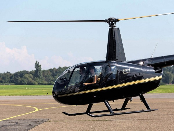 Helikopter Rundflug Essen