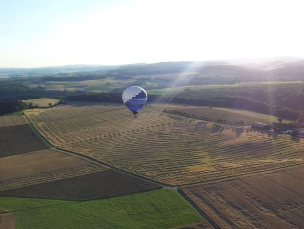 Gruppen Ballonfahrt Wetzlar