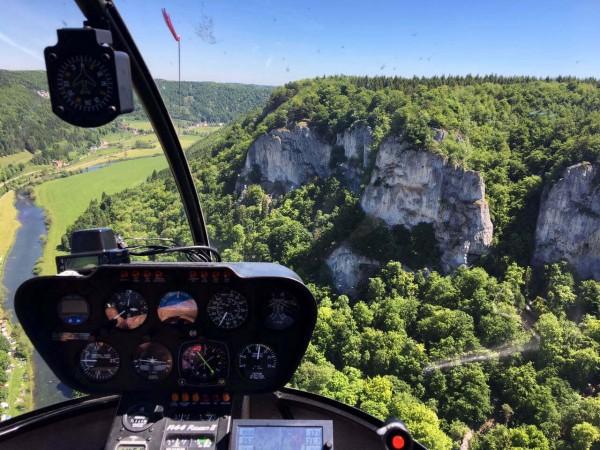 Helikopter Rundflug Schwarzwald exklusiv