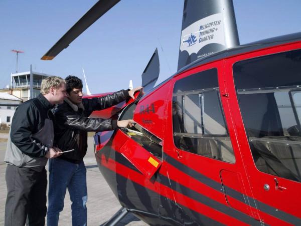 Helikopter Schnupperflug Donaueschingen 120kg