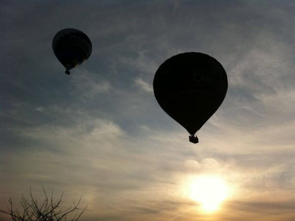 Ballonfahrt Limburg